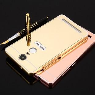 قاب محکم آینه ای Mirror Glass Case Lenovo K5 Note