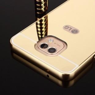 قاب محکم آینه ای Mirror Glass Case LG X Cam
