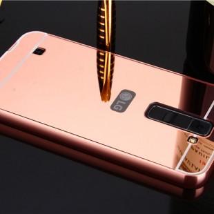 قاب محکم آینه ای Mirror Glass Case LG K8