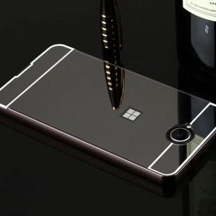 قاب محکم آینه ای Mirror Glass Case Nokia Lumia 650