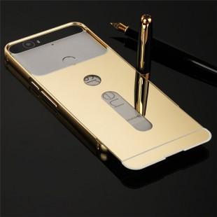 قاب محکم آینه ای Mirror Glass Case Huawei Nexus 6P