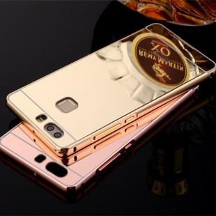 قاب محکم آینه ای Mirror Glass Case Huawei Honor V8