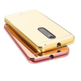قاب محکم آینه ای Mirror Glass Case Motorola Moto X Play