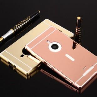 قاب محکم آینه ای Mirror Glass Case Nokia Lumia 925