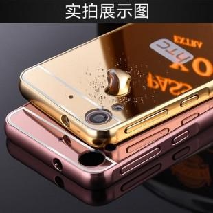 قاب محکم آینه ای Mirror Glass Case HTC Desire 10