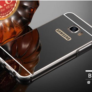قاب محکم آینه ای Mirror Glass Case Samsung Galaxy A3 2017