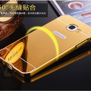 قاب محکم آینه ای Mirror Glass Case Samsung Galaxy A8 2016