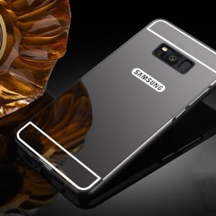 قاب محکم آینه ای Mirror Glass Case Samsung Galaxy S8 Plus