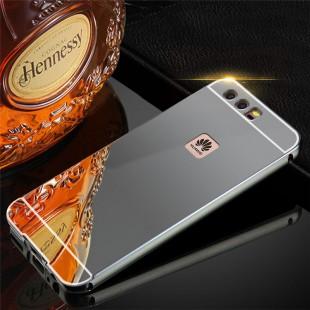 قاب محکم آینه ای Mirror Glass Case Huawei P10 Plus