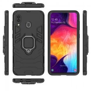 قاب مگنتی محکم انگشتی سامسونگ Iron Bear Case Samsung Galaxy A20