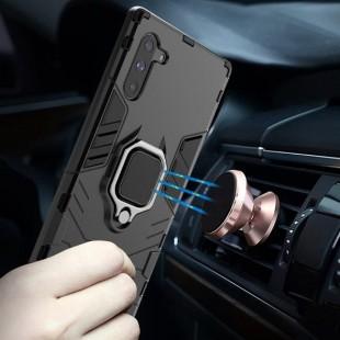 قاب مگنتی محکم انگشتی سامسونگ Iron Bear Case Samsung Galaxy Note 10
