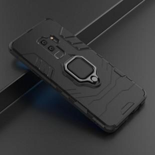 قاب مگنتی محکم انگشتی سامسونگ Iron Bear Case Samsung Galaxy S9 Plus