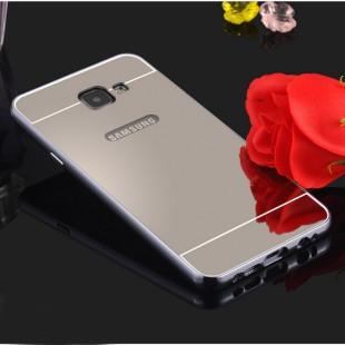 قاب محکم آینه ای Mirror Glass Case Samsung Galaxy A9 Pro