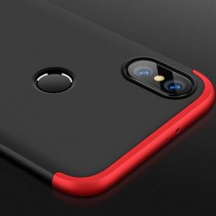 قاب 3 تیکه 360 درجه هواوی GKK Case Huawei Honor 8x