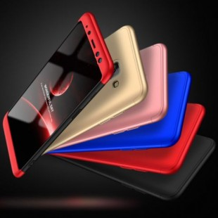 قاب محکم Color 360 Case Samsung Galaxy A8 2018