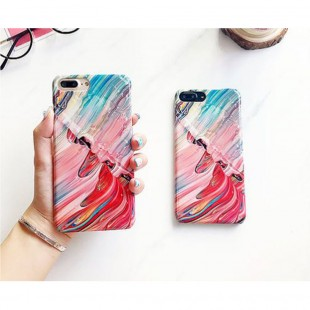 قاب محکم Stripe Case Apple iPhone X