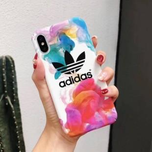 قاب محکم آیفون Stripe Adidas Sport Case Apple iPhone X/Xs