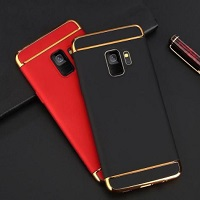 قاب محکم Lux Opaque Case Samsung Galaxy S9