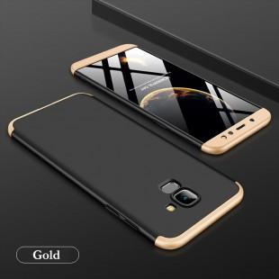 قاب محکم Color 360 Case Samsung Galaxy A6 2018