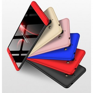 قاب محکم Color 360 Case Nokia Nokia 7 Plus