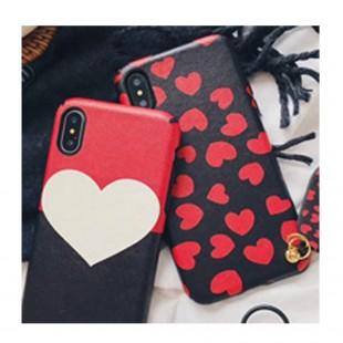 قاب ژله ای بند دار Love Band Case Apple iPhone 6 Plus