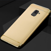 قاب محکم Lux Opaque Case Samsung Galaxy A6 Plus 2018