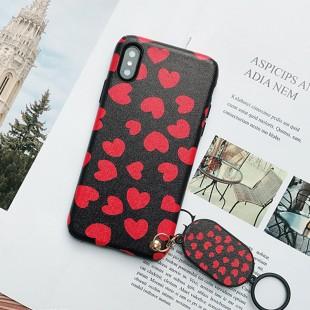 قاب ژله ای بند دار Love Band Case Apple iPhone 7 Plus