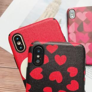 قاب ژله ای بند دار Love Band Case Apple iPhone X