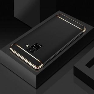 قاب محکم Lux Opaque Case Samsung Galaxy A8 2018/A530