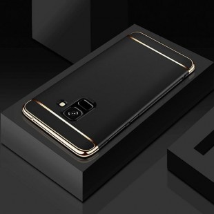 قاب محکم Lux Opaque Case Samsung Galaxy A8 Plus 2018/A730