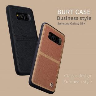 قاب چرمی Nillkin Burt Case Samsung Galaxy S8 Plus