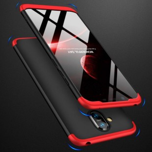 قاب 360 درجه GKK نوکیا 3in1 GKK Case Nokia 8.1 Plus-X7