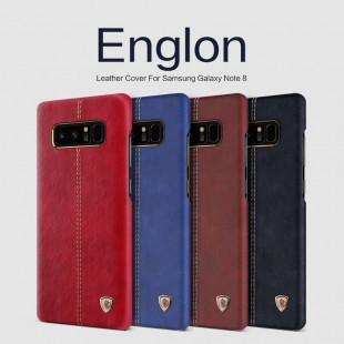 قاب چرمی Nillkin Englon Case Samsung Galaxy Note 8