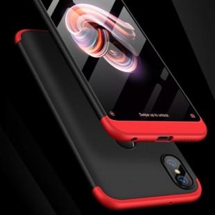 قاب سه تیکه GKK هواوی 3in1 GKK Case Huawei P20 Lite 2019/Nova 5i