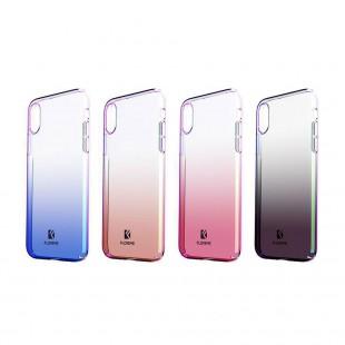 قاب طلقی Gradiant Case Apple iPhone X
