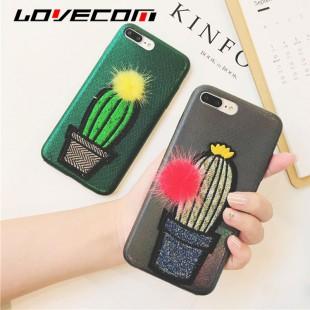 قاب ژله ای خزدار Cactus Case Apple iPhone 6