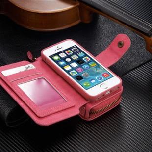 کیف چرمی BRG leather Case for Apple iPhone 5.5s
