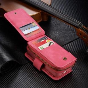 کیف چرمی BRG leather Case for Apple iPhone SE