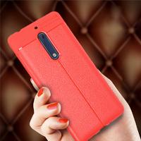 قاب ژله ای Auto Focus Case Nokia Nokia 5