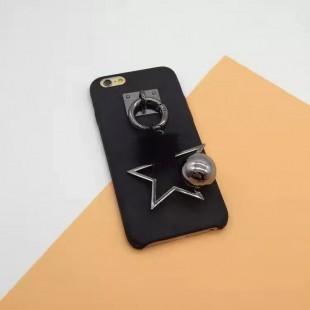 قاب مخملی Love Fur Star With Ball Case Apple iPhone 7 Plus