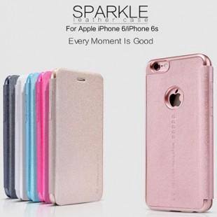 کاور چرم Nillkin Cover for Apple iPhone 6 Plus