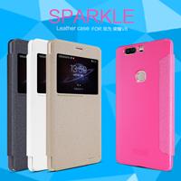 کاور چرم Nillkin SPARKLE Case for Huawei Honor V8