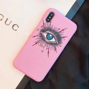 قاب ژله ای Gucci Case For Iphone X