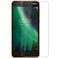 محافظ LCD طلقی Nano Glass Screen Protector.Guard Nokia Nokia 2