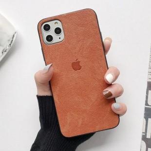 قاب چرمی رنگی آیفون Luxury Leather Case Apple iPhone 11