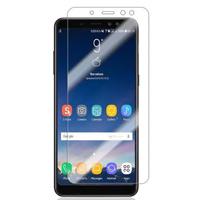 محافظ LCD طلقی Nano Glass گلس نانو Screen Protector.Guard Samsung Galaxy A8 Plus 2018