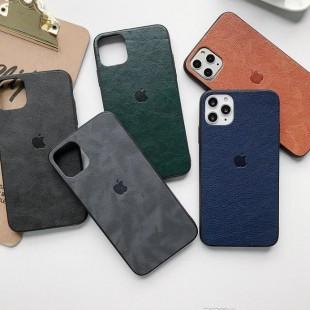 قاب چرمی رنگی آیفون Luxury Leather Case Apple iPhone 11 Pro