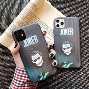 قاب چمدونی طرح جوکر Joker Case Apple iPhone 11