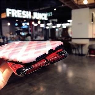 قاب ژله ای با گلس BF Glass Case Apple iPhone 7