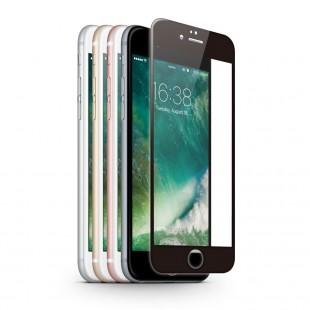 محافظ LCD َشیشه ای J.C.COMM Screen Protector.Guard for Apple iPhone 7 گلس با پوشش کامل قسمت منحنی